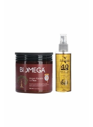 Biomega Saç Seti Renksiz